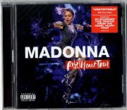 REBEL HEART TOUR - EUROPE 2-CD ALBUM (+ Bonus Track)